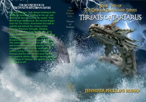 Sneak Peak of Book Two of The Dragon Birthmark Series - THREATS OF TARTARUS!